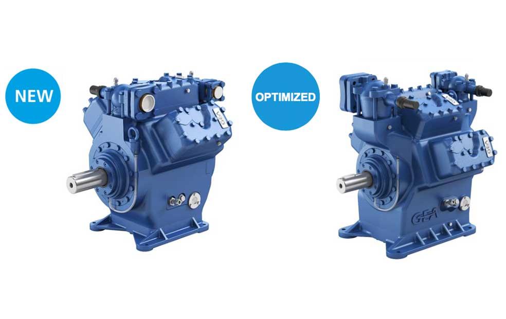 New Bock Open Type Compressor Series: F76 & F88