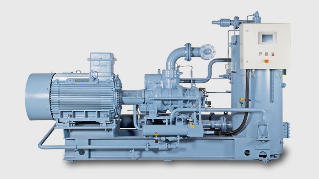 Gea Grasso Screw Compressor Packages