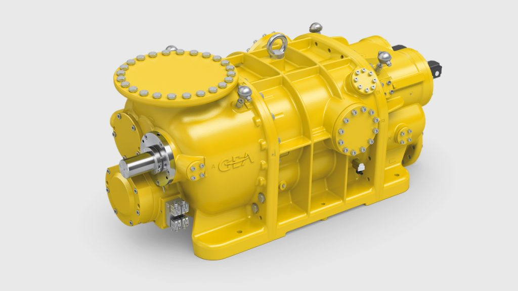 GEA Grasso Gas Screw Compressors - Southern Sales and Services